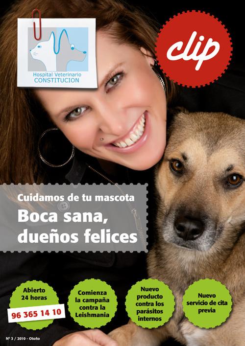 Boca sana, dueños felices - Hospital Veterinario Constitucion