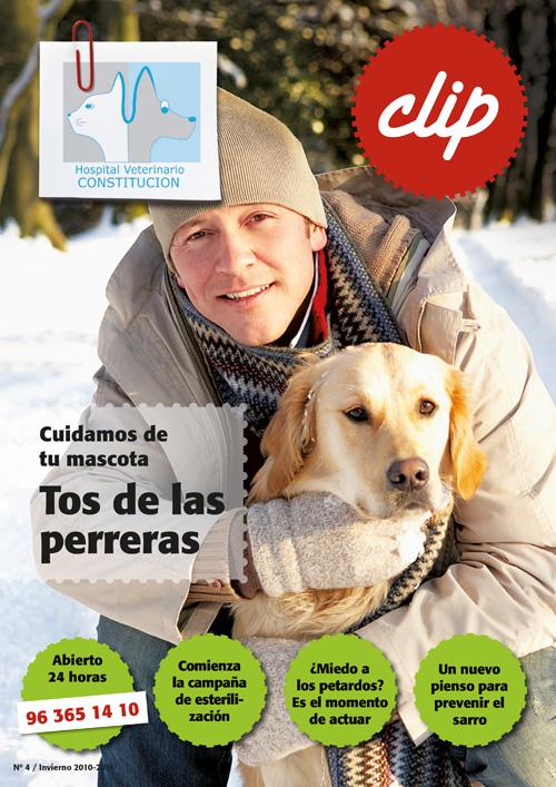 Tos de las perreras - Hospital Veterinario Constitucion