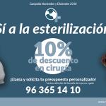 Campaña de Esterilización 2018