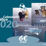 Calendario benéfico del Hospital Veterinario Constitución
