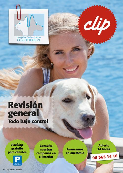 Revisión general mascotas - Hospital Veterinario Constitucion