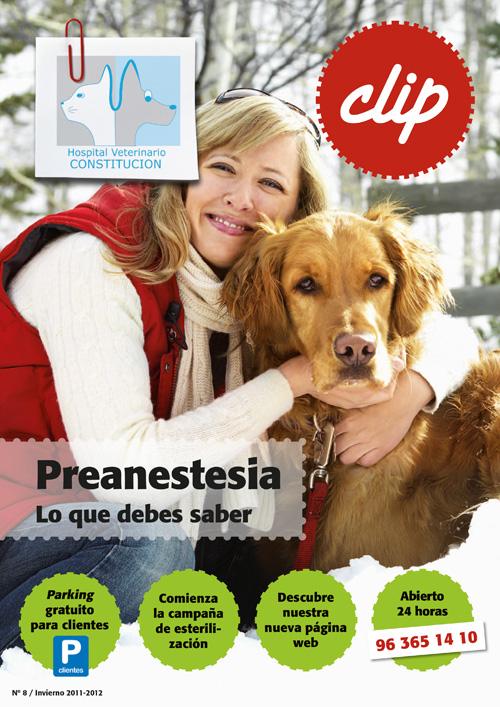 Preanestesia - Hospital Veterinario Constitucion