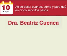 Acido base - Cuándo, como y para qué en cinco sencillos pasos - Beatriz Cuenca - Hospital Veterinario Constitucion